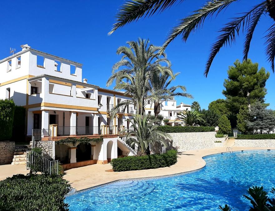 Apartments in La Sella Golf Denia